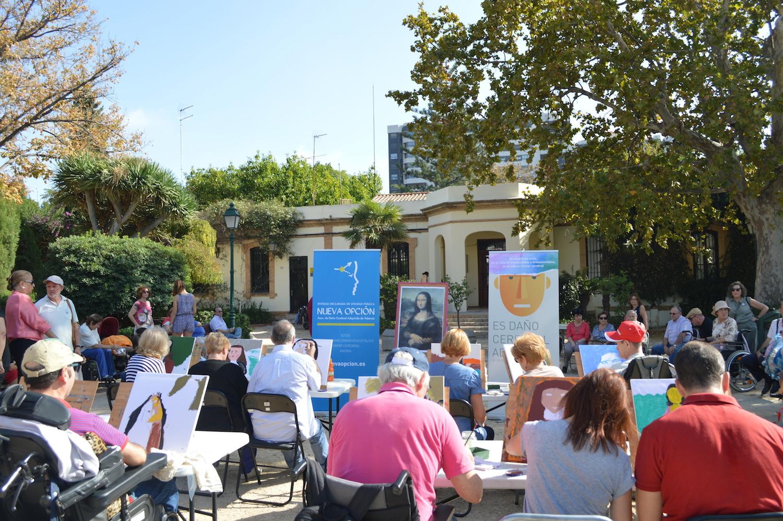 FEVADACE. Nueva Opción celebra en Valencia el Día Nacional del DCA
