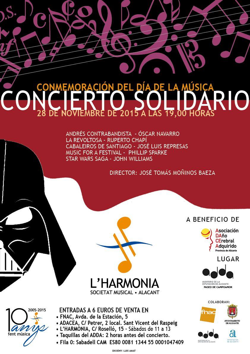Cartel Solidario 2015